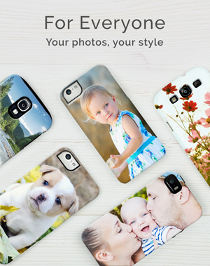 Cases For Everyone - Custom Photo Phone Cases