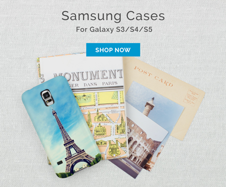 Samsung Galaxy Custom Photo Phone Cases