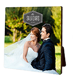 Photo Easel Panels - Wedding Announcements